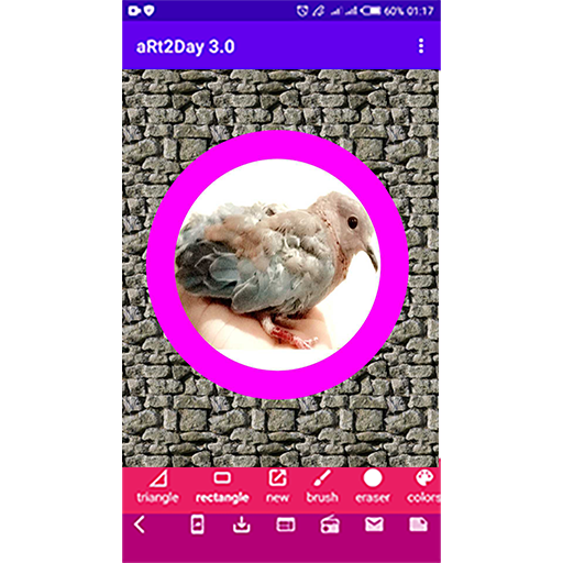 art2day v3.0 android fun-draw app